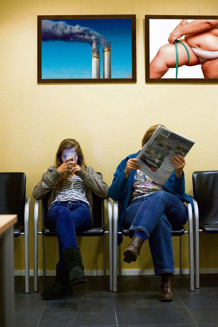 West-Brabantse huisartsen merken dat patiënten, mede uit angst voor besmettingen, een bezoek aan de praktijk uitstellen.