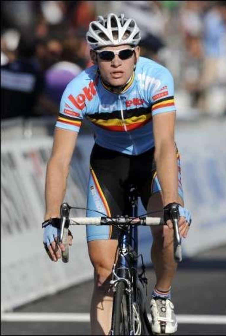 Ben Hermans, eerste Belg op de elfde plaats. Beeld UNKNOWN
