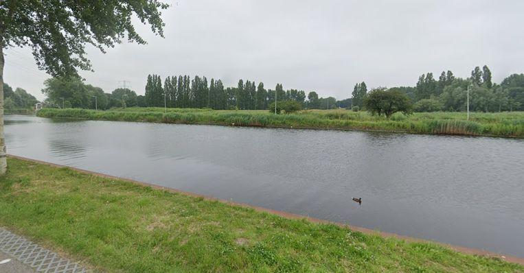 Het Noordhollandsch Kanaal. Beeld Google Street View