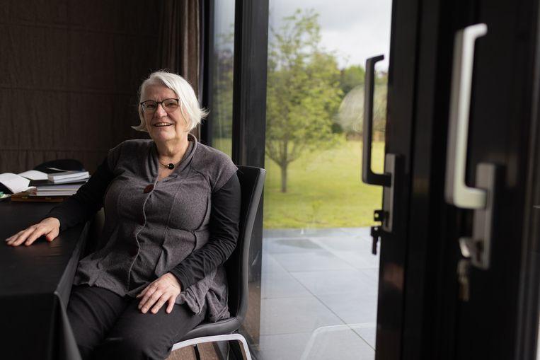 Liesbeth Kerkhoff wilde dolgraag bijspringen op een ic van een ziekenhuis.  Beeld Herman Engbers