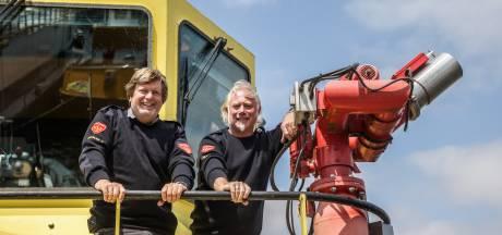 Reinier van der Zee maakt als redder te water veel mee: 'Hier werden we beschoten'