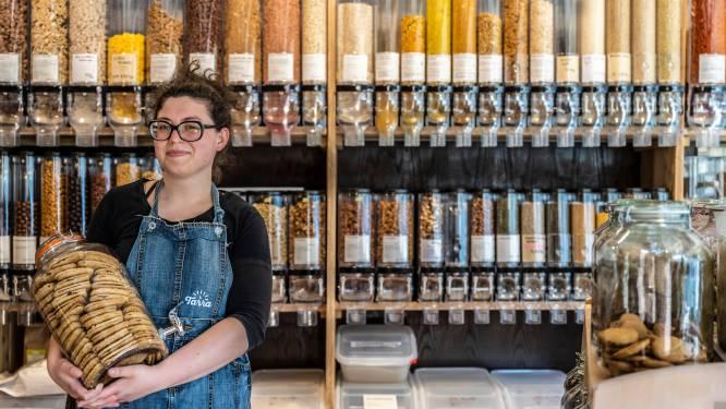 """Nora verhuist verpakkingsvrije winkel Tarra: """"Nog tandje bijsteken met duurzaam concept"""""""