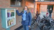 Rani introduceert boekenruilkast op parking Easy Caddy
