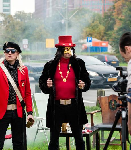 Kraai Bernd gaat door zonder Prins Paanham: 'Ik ga er iets vets van maken'