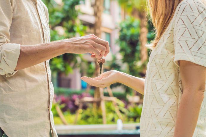 Sleutels huis overdracht sleuteloverdracht verhuizen huizen keys house