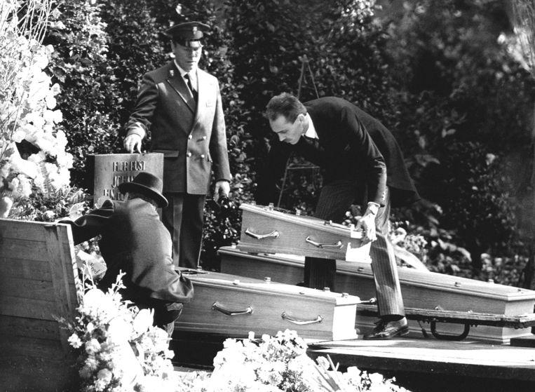 In 1989 werd Loi C. veroordeeld voor het medeplegen van een drievoudige moord op een gezin in Rotterdam. Beeld ANP