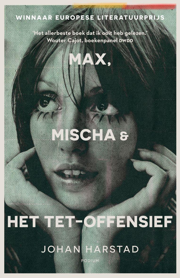 Max, Mischa & het Tet-offensief. Ontwerp Johan Harstad, 2017. Beeld Podium