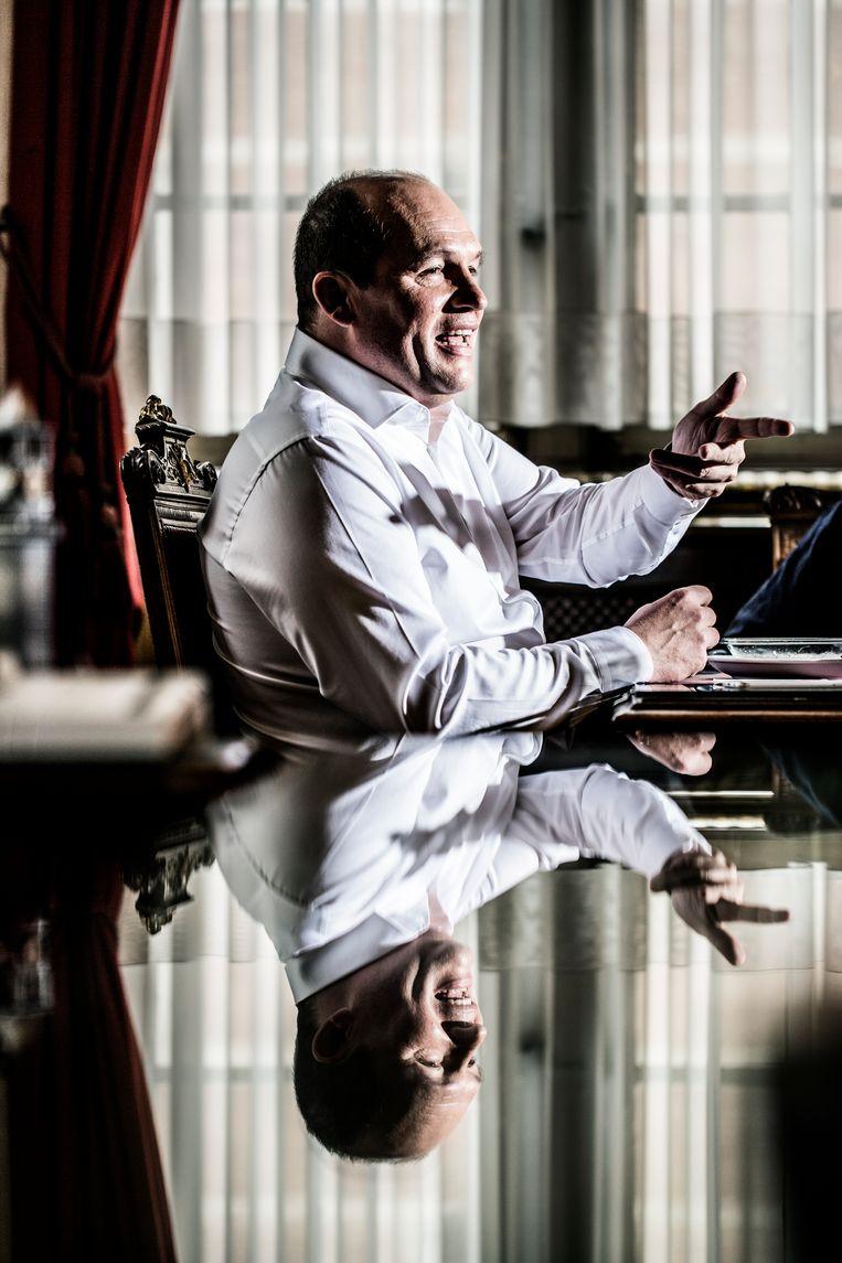 Philippe Close (PS)  Beeld Franky Verdickt