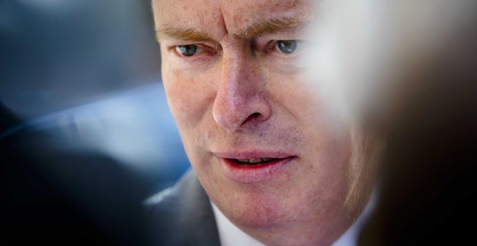 Minister Bruno Bruins voor Medische Zorg (VVD)