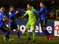 Bosz in halve finale naar stuntploeg Saarbrücken, Dost tegen Bayern