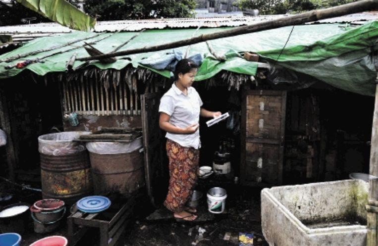 Vooral mensen op het platteland zijn vatbaar voor intimidatie, bang als zij zijn voor repercussies. (FOTO EPA) Beeld EPA