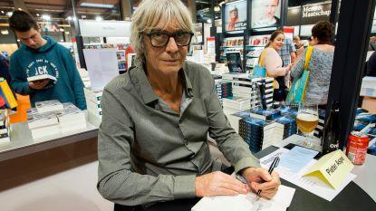 """Pieter Aspe wil eigen uitgeverij oprichten: """"Het is een raar vak geworden"""""""
