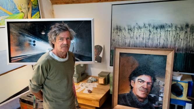 Joris Beton hekelt 'het grote gelul': 'Geen gezwam over kunst, ga onbevangen het museum in'