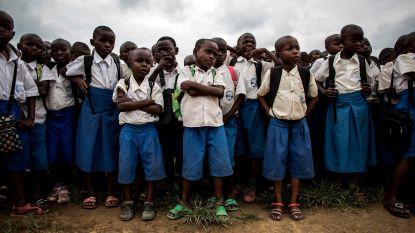 Minstens 11 doden bij blikseminslag op school in Congo