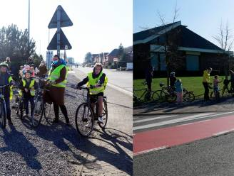 """Ouderraad klaagt onveilige verkeerssituatie in Gelrode aan, in het bijzonder langs de Leuvensesteenweg: """"Over 5 kilometer niet één verkeerslicht of oversteekplaats"""""""