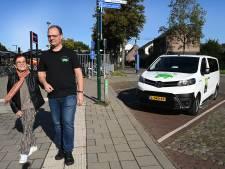 Gerda (83) uit Cuijk heeft dankzij de Zonnebus één grote zorg minder: 'Blij dat ik dit nog mee mag maken'