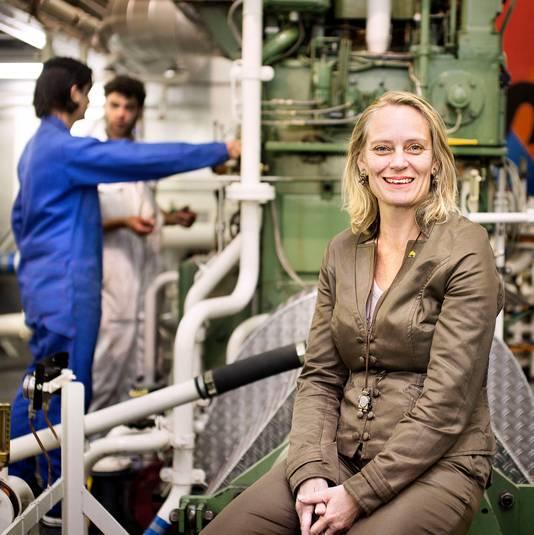 Voormalig onderwijswethouder Korrie Louwes wilde het nieuwe Erasmus University College naar Rotterdam halen
