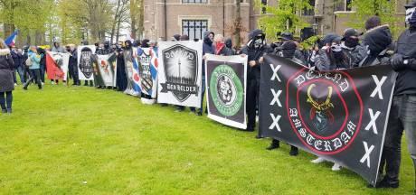 Stenen, stokken en stalen pijpen: Police for Freedom hield gewelddadige protestmars tot laatst geheim