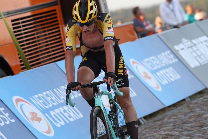 Archief foto van winnaar Lars Boven.