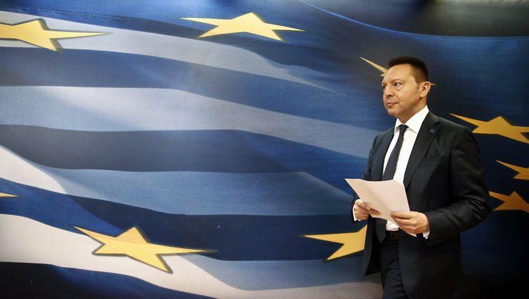 Yannis Sternaras. Beeld REUTERS