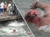 80ste zwemwedstrijd in de haven van Breskens
