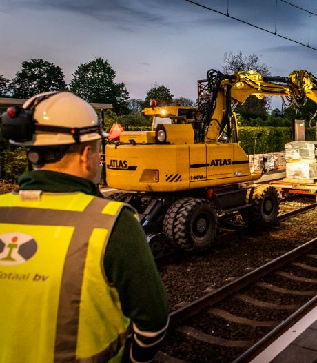 Nooit meer stilstaan voor de overweg: Oss wil het spoor tussen twee stations volledig ondergronds