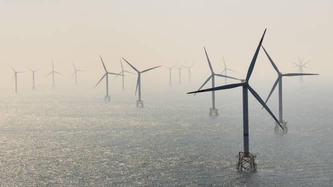 België goed voor kwart nieuwe windparken in Europa