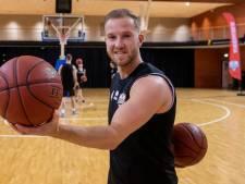 Uitwedstrijd in De Maaspoort voelt als thuisduel voor Bossche basketballer Brian van de Weijenberg