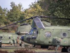 Overlast van militaire helikopters rond Deelen gaat toenemen