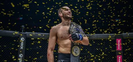 MMA'er Reinier de Ridder vecht nu ook voor titel in gewichtsklasse hoger: 'Kans om dubbelkampioen te worden'