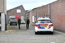 Overval op Scapino aan de Broekhovenseweg in Tilburg