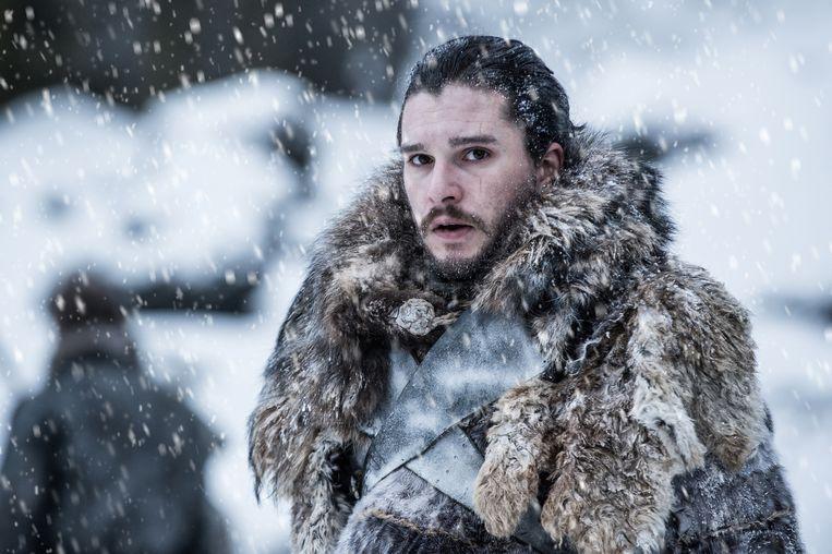 Het bekende Game of Thrones-personage Jon Snow. Beeld AP