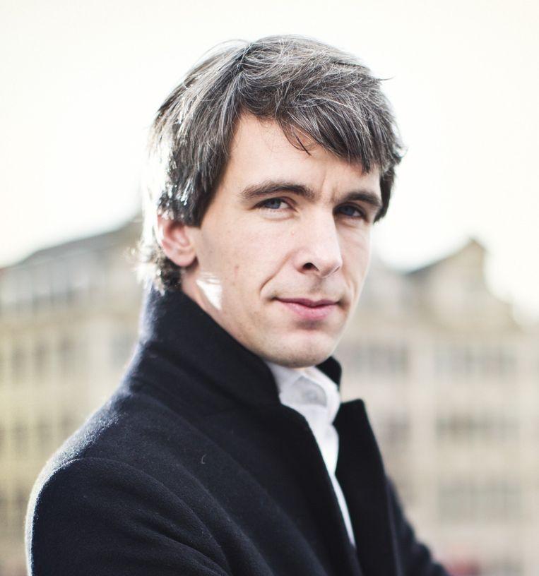 Jonathan Holslag (VUB) Beeld Jonas Lampens