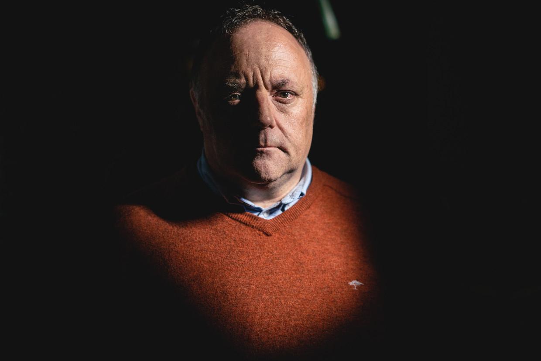 Marc Van Ranst: 'Ik heb het geluk gehad dat ons huis nooit ontploft is.'