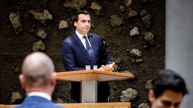 Boosheid om WOII-uitspraken Baudet in Tweede Kamer, ook Rutte kritisch
