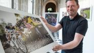 Wielerfotograaf David Stockman exposeert beste koersfoto's in oud-hospitaal