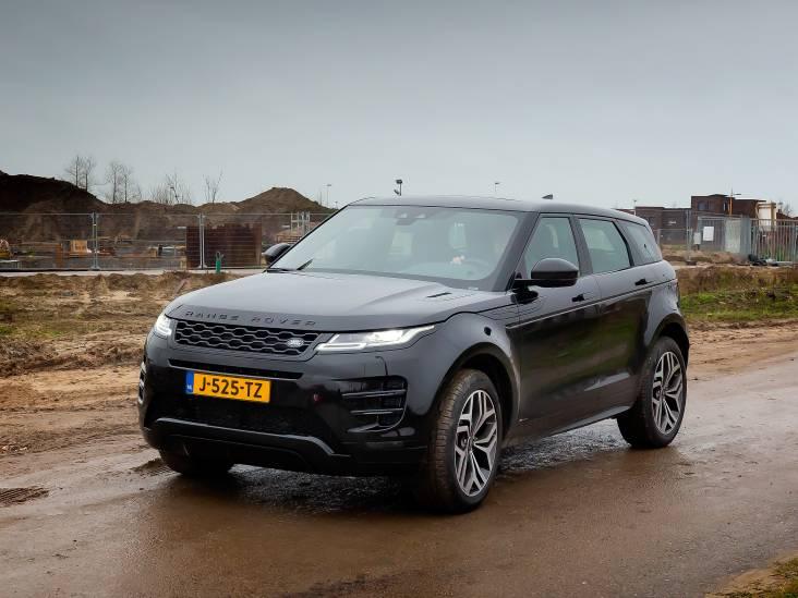 Test Range Rover Evoque: plug-inhybride is schoner, zuiniger én goedkoper