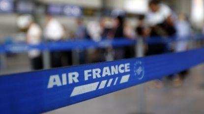 Personeel Air France staakt donderdag voor meer loon