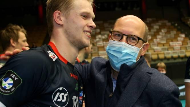 """Francis De Nolf in zevende hemel na twaalfde landstitel van Roeselare: """"Ik ben een fiere voorzitter"""""""