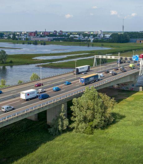 Hoeveel verkeershinder leveren zeven jaar werkzaamheden aan de A1 op?