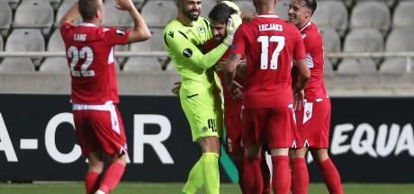 PSV incasseert verste doelpunt ooit in de Europa League op Cyprus