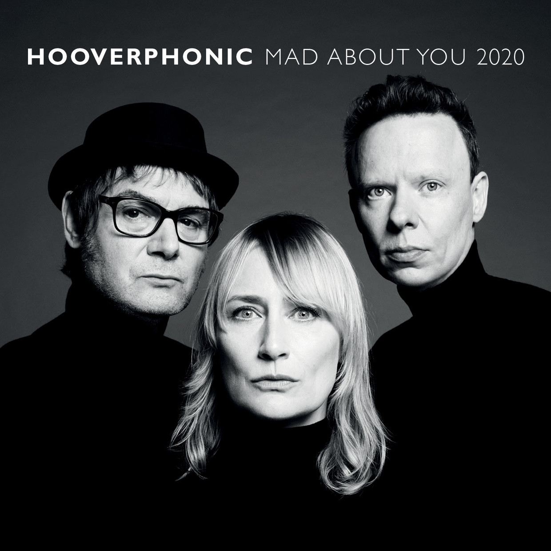 Hooverphonic: Geike Arnaert, Raymond Geerts en Alex Callier