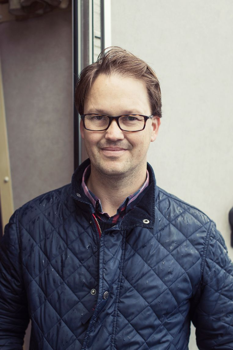 Maarten Rabaey. Beeld Jef Boes