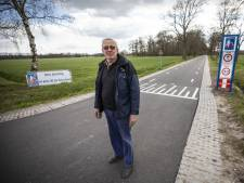 Aanwonenden Hoge Boekelweg in Losser klagen over sluipverkeer: 'Geen mensen die hier moeten zijn'
