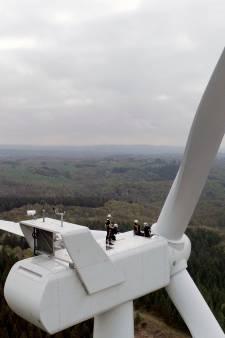'Plek voor twee tot vier windmolens langs A73 bij Heumen'