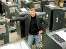 Is de afvalbak in Vladiwostok al vol? Het klinkt bizar, maar Theo (35) kan dat vanuit Culemborg zien