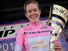 Titelhoudster Van der Breggen niet naar Giro
