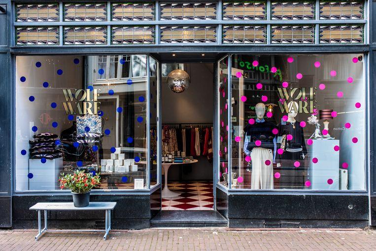 WolfWare in de Utrechtsestraat. Beeld Nosh Neneh