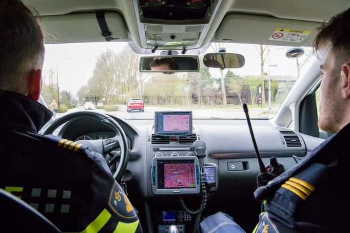 Beeld ter illustratie: Snelheidscontrole bij de politie