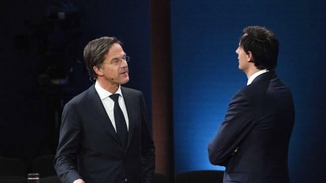 CDA'ers wilden geheime negatieve campagne tegen Rutte